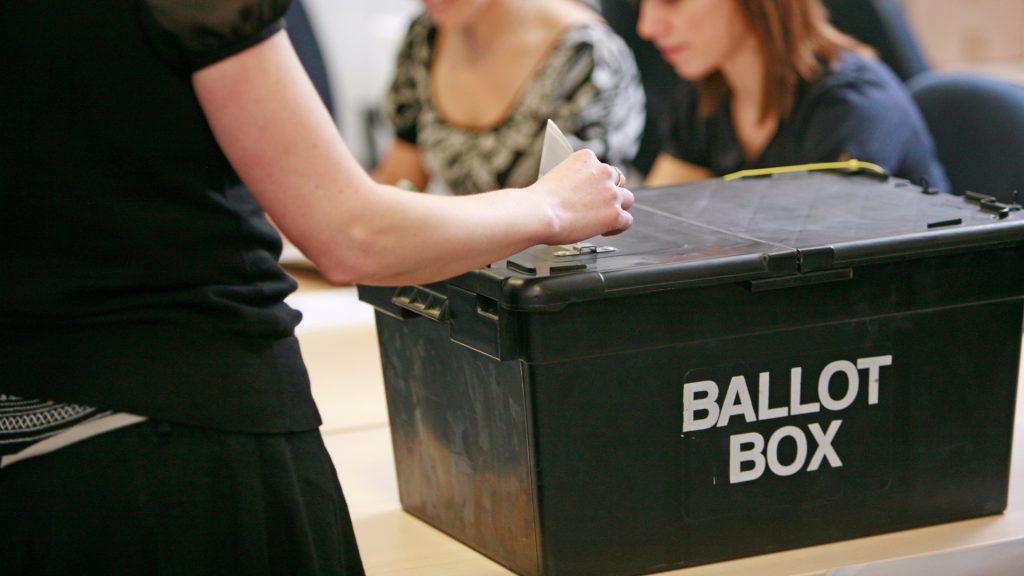 Header for Polling Station post